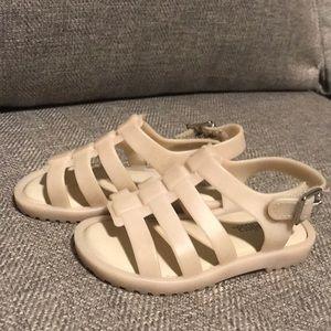 Mini Mellisa sandles